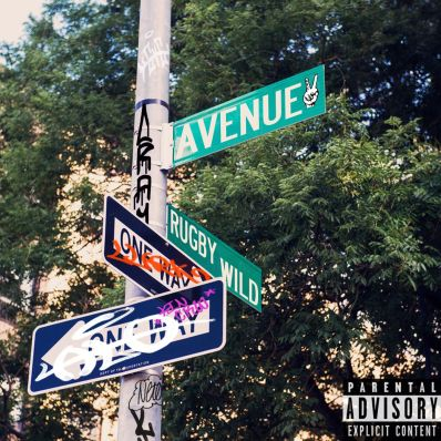 Avenue cover art Rigby Wild